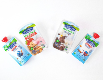 Stonyfield Kids Snacking Study