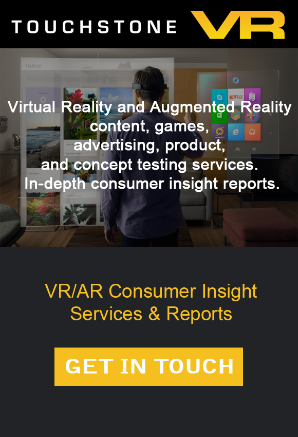 Infographic Virtual Reality Stats Touchstone Research